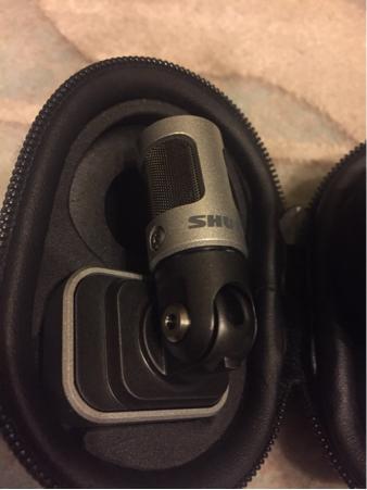 Shure MV88 مايكروفون للآيفون