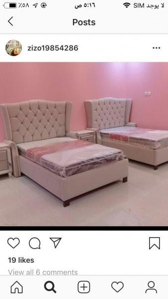 تبوك لتفصيل غرف النوم والديكور
