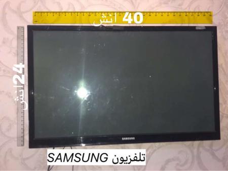 شاشه تلفزيون سامسونج SAMSUNGاسود