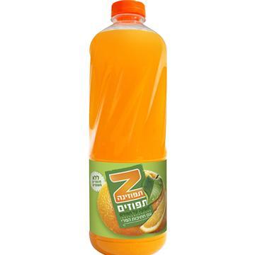 תפוזינה משקה קל תפוזים 1.5 ליטר הרב רובין