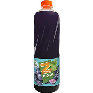 תפוזינה משקה קל ענבים 1.5 ליטר הרב רובין