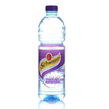 שוופס מים בטעם ענבים 1.5 ליטר הרב רובין