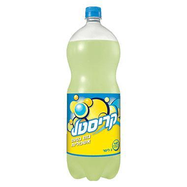 מיץ אשכוליות מוגז קריסטל 2 ליטר