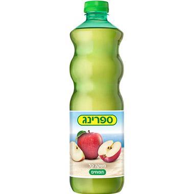 ספרינג מיץ תפוחים 1.5 ליטר הרב רובין