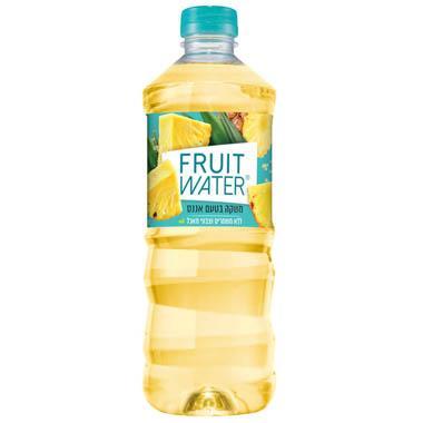 מי פירות בטעם אננס 1.5 ליטר הרב רובין