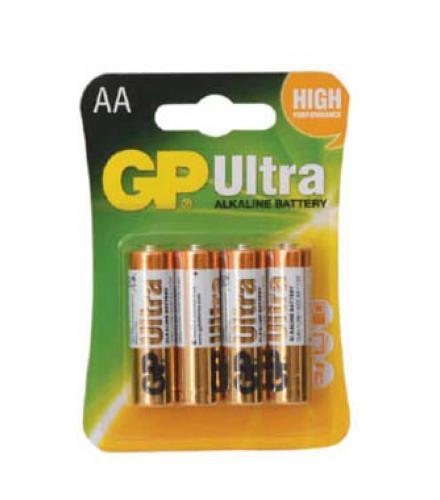 סוללה 1.5 V GP AA אלקליין
