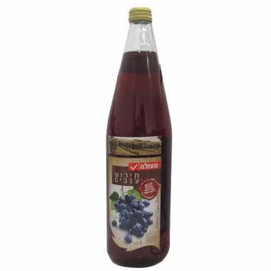 ארגז 12 בקבוקים מיץ ענבים מעולה עד