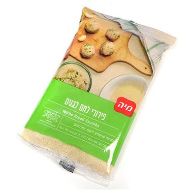 פרורי לחם לבנים 200 גרם - מיה