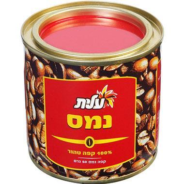 קפה נמס קטן 50 גרם עלית