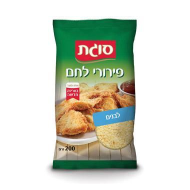 פירורי לחם לבנים 200 גרם