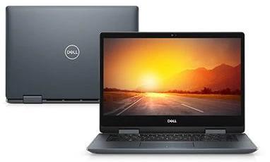 מחשב נייד של Dell מסדרת Inspiron עם מעבד i3 ומסך מגע.