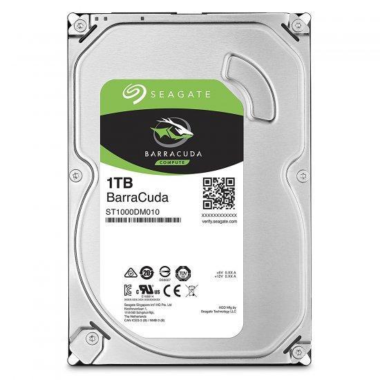 תוספת דיסק קשיח של 1000 GB למחשב נייח