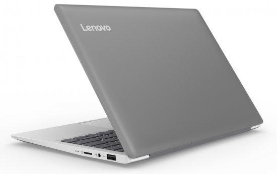 מחשב נייד של lenovo מסדרת IdeaPad עם מעבד . Pentium Silver N5000
