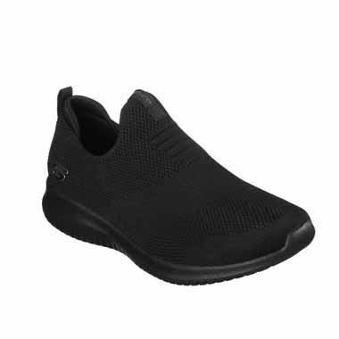 נעלי כפפה לנשים בצבע שחור אוסקר