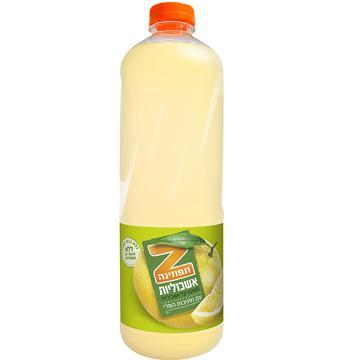 תפוזינה משקה קל אשכוליות 1.5 ליטר הרב רובין