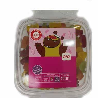 סוכריות ג'לי דובונים 350 גרם נספק מיה