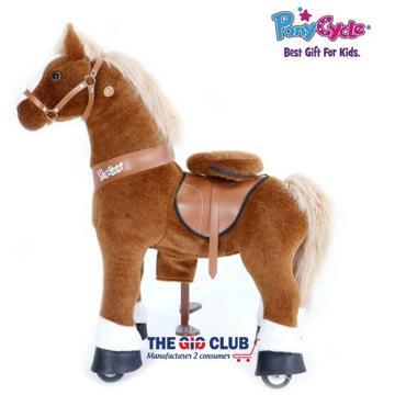סוסי רכיבה לגיל הרך 84468 פוני סייקל