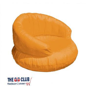 כורסא בגוון כתום דגם:15040O מבית SwimLine