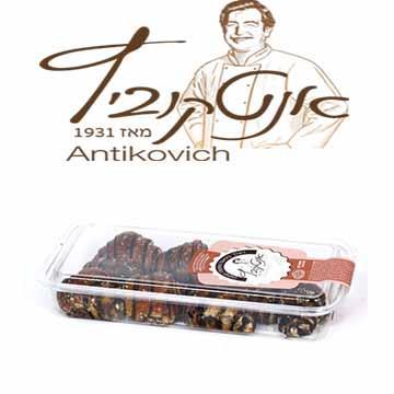 רוגלך בטעם שוקולד 400 גרם אנטקוביץ
