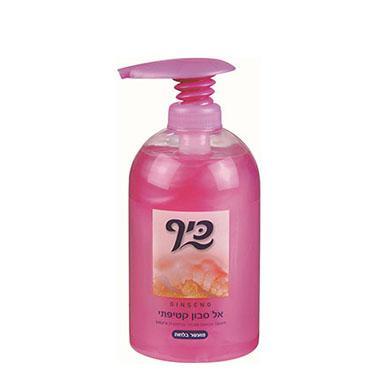אל סבון קטיפתי 1 ליטר - כיף