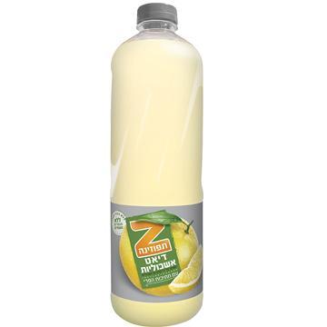 תפוזינה אשכוליות לייט 1.5 ליטר הרב רובין