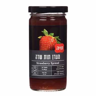 מעדן תות צנצנת 280 גרם מיה