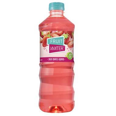מי פירות תות 1.5 ליטר הרב רובין