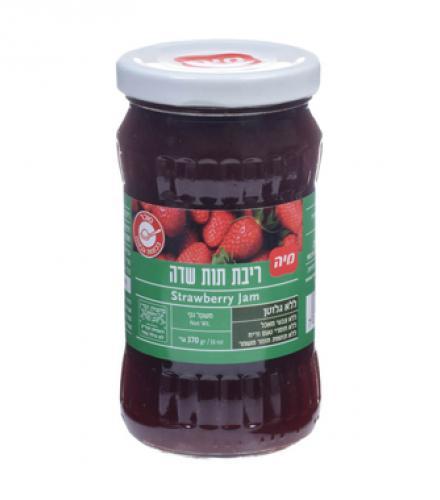 ריבת תות שדה 370 גרם מיה