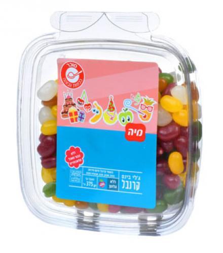 סוכריות ג'לי בינס קרנבל 375 גרם נספק מיה