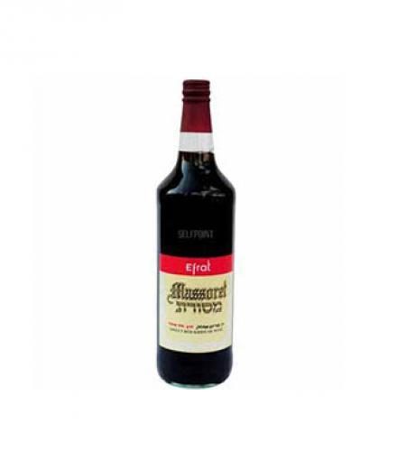יין מסורת אדום מתוק יקבי אפרת 1 ליטר