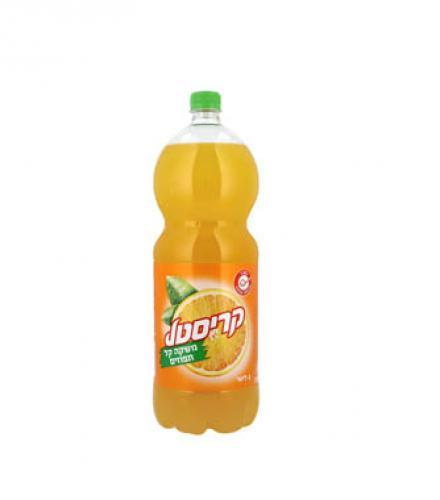 קריסטל מיץ תפוזים 2 ליטר