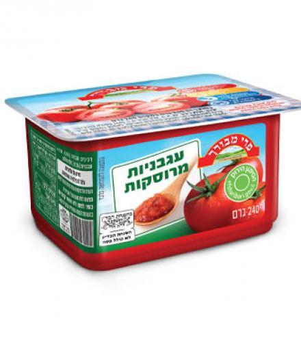 רוטב עגבניות מרוסקות פרי מבורך בד