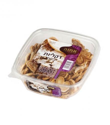 דקליות בצק עלים במילוי בטעם קינמון 400 גרם אחווה