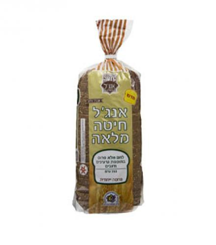 לחם אנג'ל מחיטה מלאה, 750 גרם