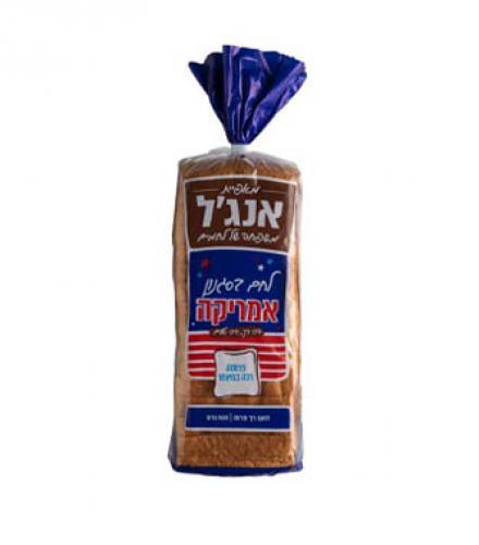 לחם בסגנון אמריקאי אנג'ל 500 גרם