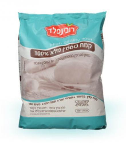 קמח כוסמין 100% מלא רובינפלד