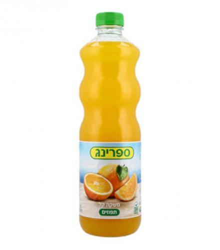 ספרינג תפוזים 1.5 ליטר הרב רובין