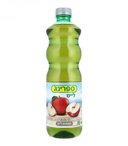 ספרינג מיץ תפוחים לייט 1.5 ליטר הרב רובין