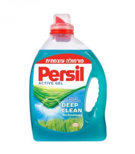 פרסיל ג'ל בלו לכביסה בניחוח מרענן, 2.5 ליטר סוד
