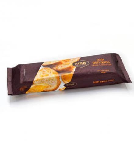 עוגה בטעם תפוז 450 גרם אחוה