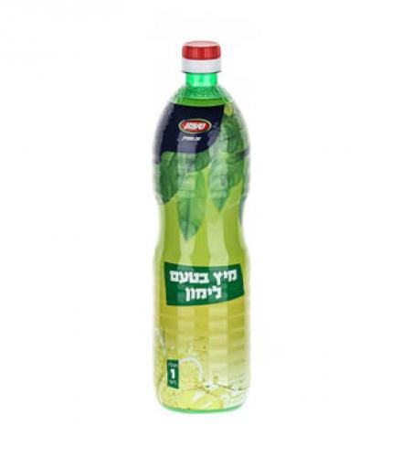 מיץ בטעם לימון 1 ליטר טעמן עד