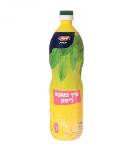 מיץ בטעם לימון טעמן 1 ליטר