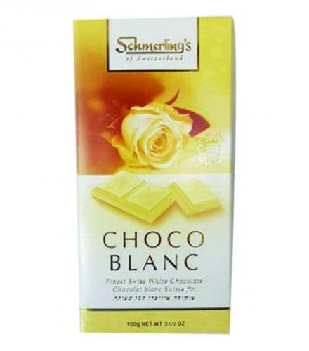 שוקולד שוויצרי לבן מעולה - קוקו בלנס - שמרלינג