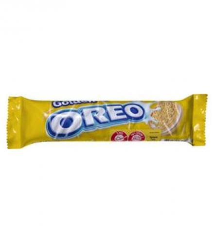 עוגיות אוראו גולדן 154 גרם