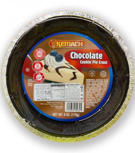 תחתית פאי אפויה בטעם שוקולד 170 גרם - קמח
