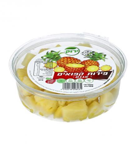פירות קפואים אננס - פרווה