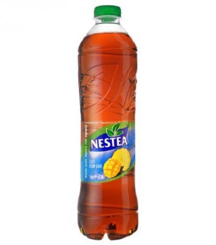 נסטי מנגו אננס בטעם, 1.5 ליטר