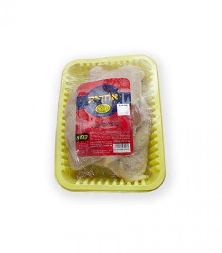 כרעיים עוף קפוא ארוז מחיר לפי קילו - הכשר הרב לנדא