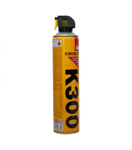 K300 קוטל חרקים וזוחלים 630 מ