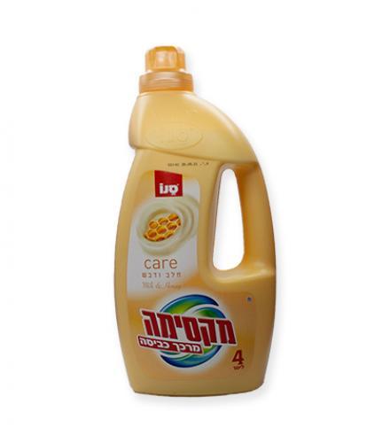מרכך כביסה חלב ודבש 4 ליטר מקסימה - סנו
